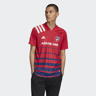 adidas FC Dallas Home Authentic Jersey