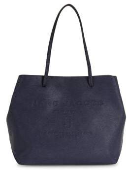 Marc Jacobs Faux Leather Tote Bag