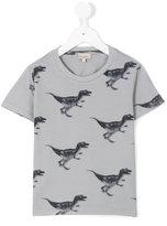 Paul Smith T-rex print t-shirt - kids - Cotton - 4 yrs