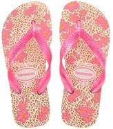 Havaianas Flores, Girls' Flip Flop, Pink ( 8622), 7 Child UK (23/24 Brazilian) (25/26 EU)