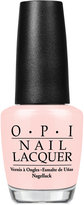 OPI Nail Lacquer, Bubble Bath