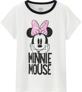 Uniqlo Girls Disney Project Graphic Tee