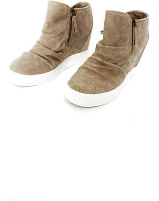 Not Rated Arabelle wedge sneaker