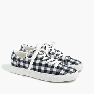 J.Crew Printed road trip sneakers