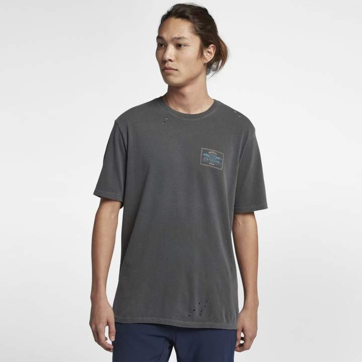 Nike Hurley Chained Up Destroy Grind Men's T-Shirt