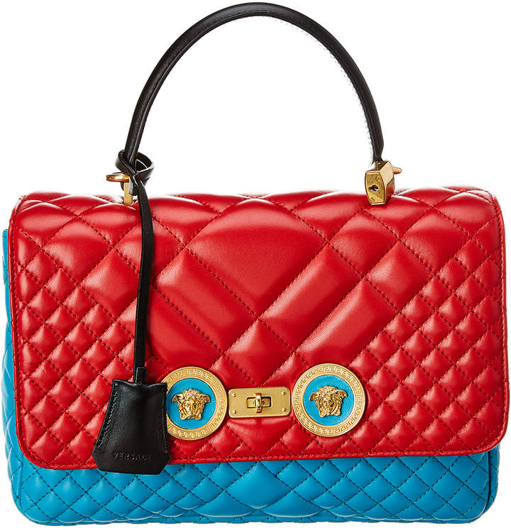 b35cad5071 Versace Red Shoulder Bags - ShopStyle