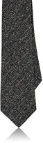 Alexander Olch MEN'S DONEGAL-EFFECT WOOL NECKTIE