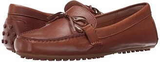 Lauren Ralph Lauren Briley Moccasin Loafer (Black Super Soft Leather) Women's Shoes