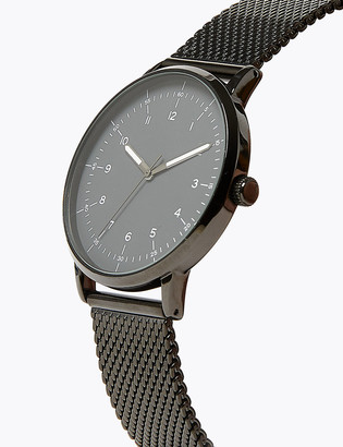 Marks and Spencer Milanese Watch