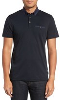 Ted Baker 'Loaf' Modern Trim Fit Polo