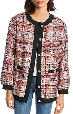Lini Autumn Tweed Jacket - 100% Exclusive