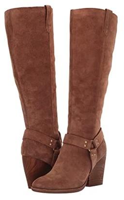 Kork-Ease Lett (Black Full Grain Leather) Women's Boots