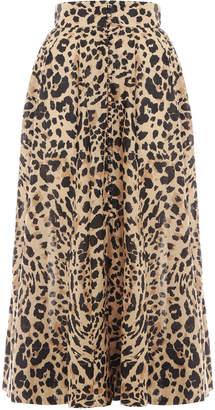 Zimmermann Veneto High Waist Full Skirt