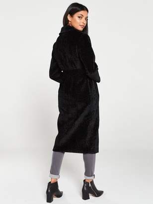 Religion Celestial Coat - Black