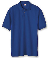 Hanes Men's Stedman Cotton Pique Polo (Set of 3)