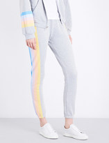 Wildfox Couture Spectrum jersey jogging bottoms