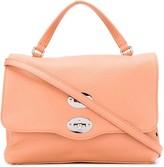Zanellato Twist-Lock Tote Bag