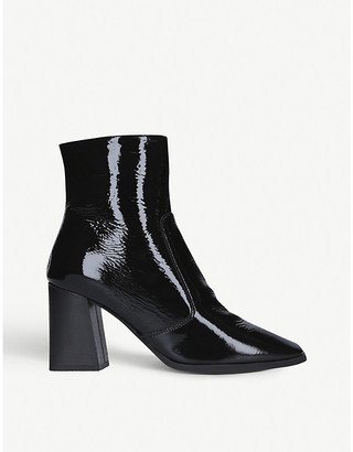 Carvela Softly leather heeled ankle boots
