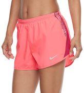 Nike Women's Dry Mesh Inset Running Shorts