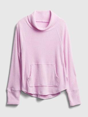 Gap Kids Softspun Turtleneck Sweatshirt