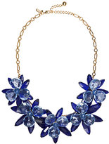 Kate Spade Blooming brilliant statement necklace