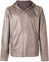 fe-fe hooded jacket