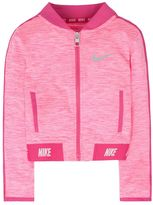 Nike Girls 4-6x Sport Essentials Heathered Zip-Up Jacket