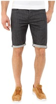 G Star G-Star 3301 Deconstructed Shorts in Accel Grey Stretch Denim Rinsed