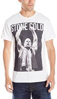 WWE Men's Stone Cold Pose Men's T-Shirt