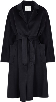 Arch4 Chelsea Midnight Blue Cashmere Coat