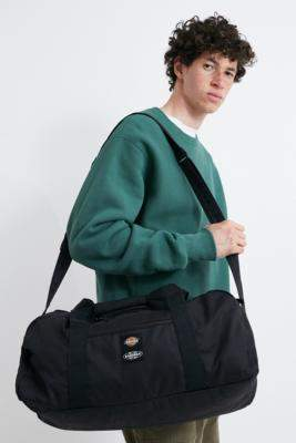 Dickies X Eastpak Stand Black Duffle Bag - black at Urban Outfitters