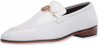 Stacy Adams Men's Barrino Moc Toe Slip On Loafer