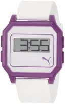 Puma Men's Flat Screen Digital Watch PU910951007