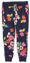 Tea Collection Toddler Girl's Scotland Gardens Jogger Pants