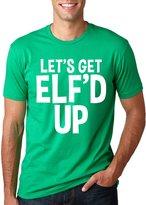 Crazy Dog T-shirts Crazy Dog Tshirtset's get Efed Up T Shirt Funny Christmas Tee for the Hoidays