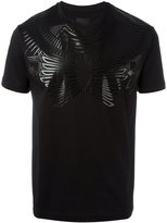 Les Hommes geometric print T-shirt - men - Cotton - M
