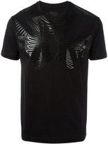 Les Hommes geometric print T-shirt