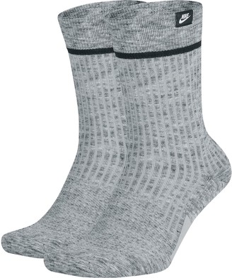 Nike Men's 2-pack Sneaker Sox Essential Crew Socks
