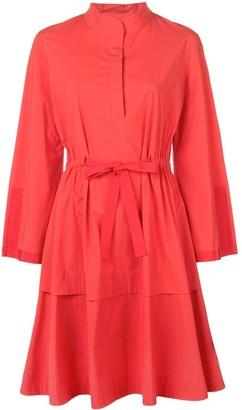 Josie Natori Mandarin Dress