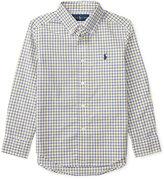 Ralph Lauren Poplin Shirt, Toddler Boys (2T-4T) & Little Boys (2-7)