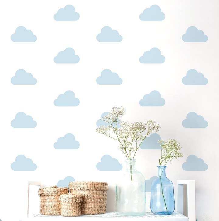Cloud Nine ADZIF Wall Decals