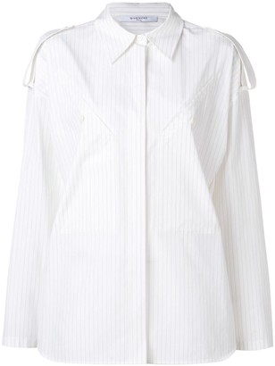 Givenchy Classic Striped Shirt