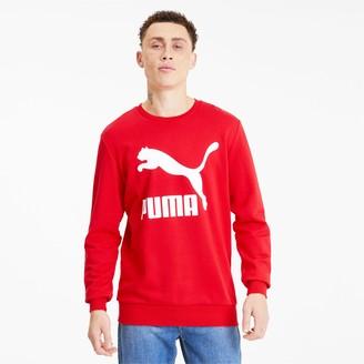 Puma Classics Logo Men's Crewneck Sweatshirt