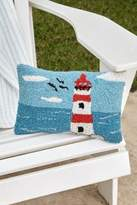Soft Surroundings Lighthouse Hooked Pillow