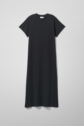 Weekday Stroke Dress - Black