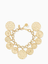 Kate Spade Flip a coin bracelet