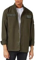 Topman Men's M65 Military Jacket
