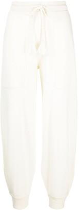 Ulla Johnson Drawstring Cropped Trousers