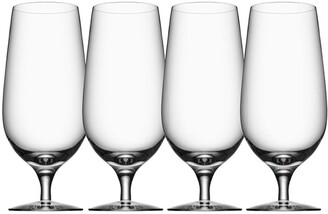 Orrefors Lager Glasses