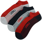 '47 St. Louis Cardinals 3-Pack No-Show Socks